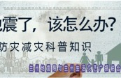 FM1008地震灾害是可以预防的,您知道《中华人民共和国防震减灾法嘛?》