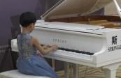 [綜藝體育-黃河戀]琴聲悠揚 快樂相伴 又一國際鋼琴比賽亮相蘭州