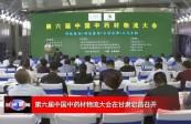 第六届中国中药材物流大会在甘肃宕昌召开