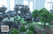 [综艺体育-黄河恋]300件模型作品角逐第二届兰州模型交流赛