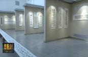 """[文旅频道-黄河恋]""""自有风来""""石痕个人艺术展开展"""