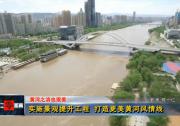 实施景观提升工程 打造更美黄河风情线