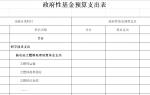 2019年部門預算公開表(蘭州網絡廣播電視臺)