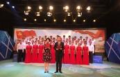 兰州广播电视台举办纪念红军长征胜利80周年红歌演唱会