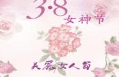 3.8女神節