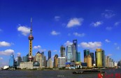 上海的天际线越来越美