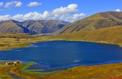 四川卡萨湖绝美风光