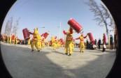 傳統新區年  社火鬧元宵