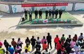 市教育局赴榆中縣開展助學幫扶活動
