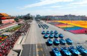 國慶閱兵總規模約1.5萬人為近幾次閱兵中規模最大