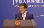G7外长联合声明对涉港国安立法说三道四 赵立坚:奉劝他们好好学一学中国宪法和香港基本法