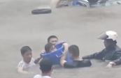 """郑州暴雨中,22只手托起""""诺亚方舟""""   电讯原创"""