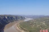 【母亲河畔的中国】探访山西黄河蛇曲奇观:大河龙行湾连湾
