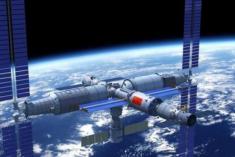 中國空間站計劃于2022年前后建成