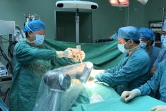 【兰视头条】甘青宁首例骨科机器人手术在甘肃省人民医院成功开展