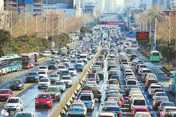 2017年中国主要城市交通分析报告发布,兰州拥堵排名大幅下降
