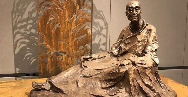 【兰视头条】我省老中青三代雕塑艺术家作品集体亮相