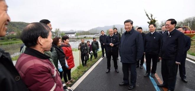 """《中国之治》 """"百姓富与生态美的统一"""":从习近平""""两山论""""发源地透视绿色跨越"""