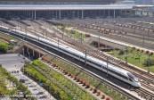 """全国铁路4月10日实行新列车运行图 """"复兴号""""开行数量增加"""