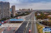 上海:取消高速公路省界收费站设施施工完成 多举措预防道路拥堵