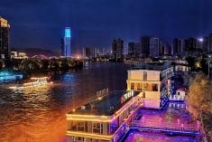 多彩黄河之滨