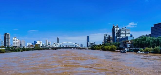 宏图传真——黄河之滨也很美